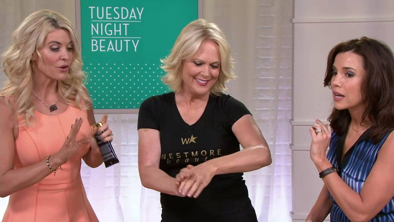 Westmore Beauty Body Coverage Perfector on QVC - YouTube