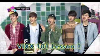 VIXX 101 (Fandom inside jokes)