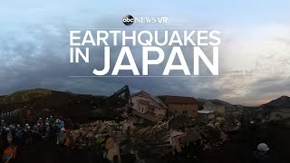 Earthquakes in Japan | ABC News #360Video