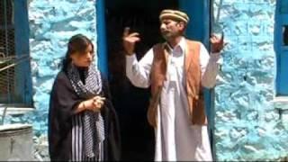 Babu Gi Pa Landon Ke....Garza Oss Maze Kawa....Pashto Dubbing Funny Album Zahir Ullha