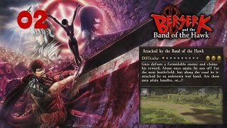 Berserk And The Band Of The Hawk - PS4 - Attacked By The Band Of The Hawk