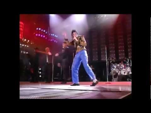 Working day & night Michael Jackson 1992 live in Bucharest