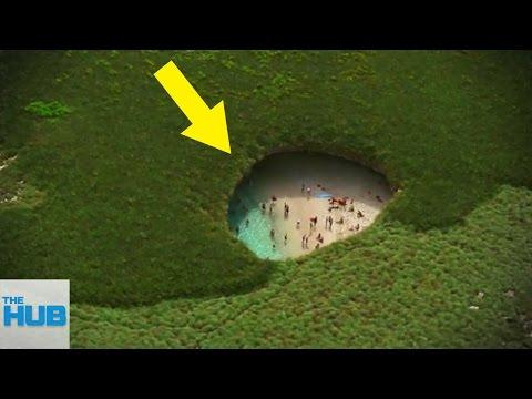 10 Hidden Beaches You Won't Believe Actually Exist