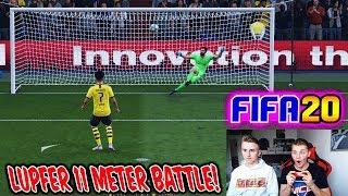 Fifa 20: DEMO Gameplay! Legendäres LUPFER 11 Meter schießen vs. kleinen Bruder! - Ultimate Team