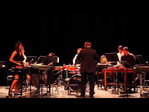 Overture for Percussion - Mario A. Gaetano
