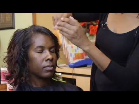 Styles For African-Americans With Long, Thick & Wavy Hair : Style Tips For African-American Hair