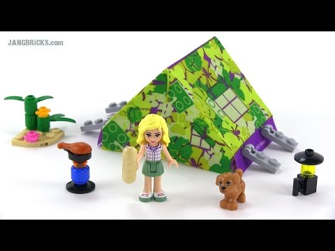 Lego Friends 850967 Jungle Accessory Set Reviewed Youtube