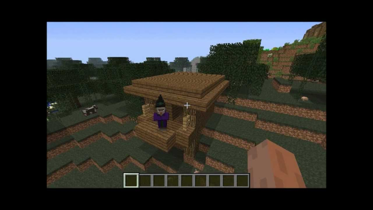 Minecraft Lets Show Hexenhaus YouTube - Minecraft hexenhauser