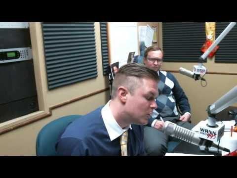 Myrtle Beach Real Estate Radio Show: Blake Sloan WRNN 12-10-2016