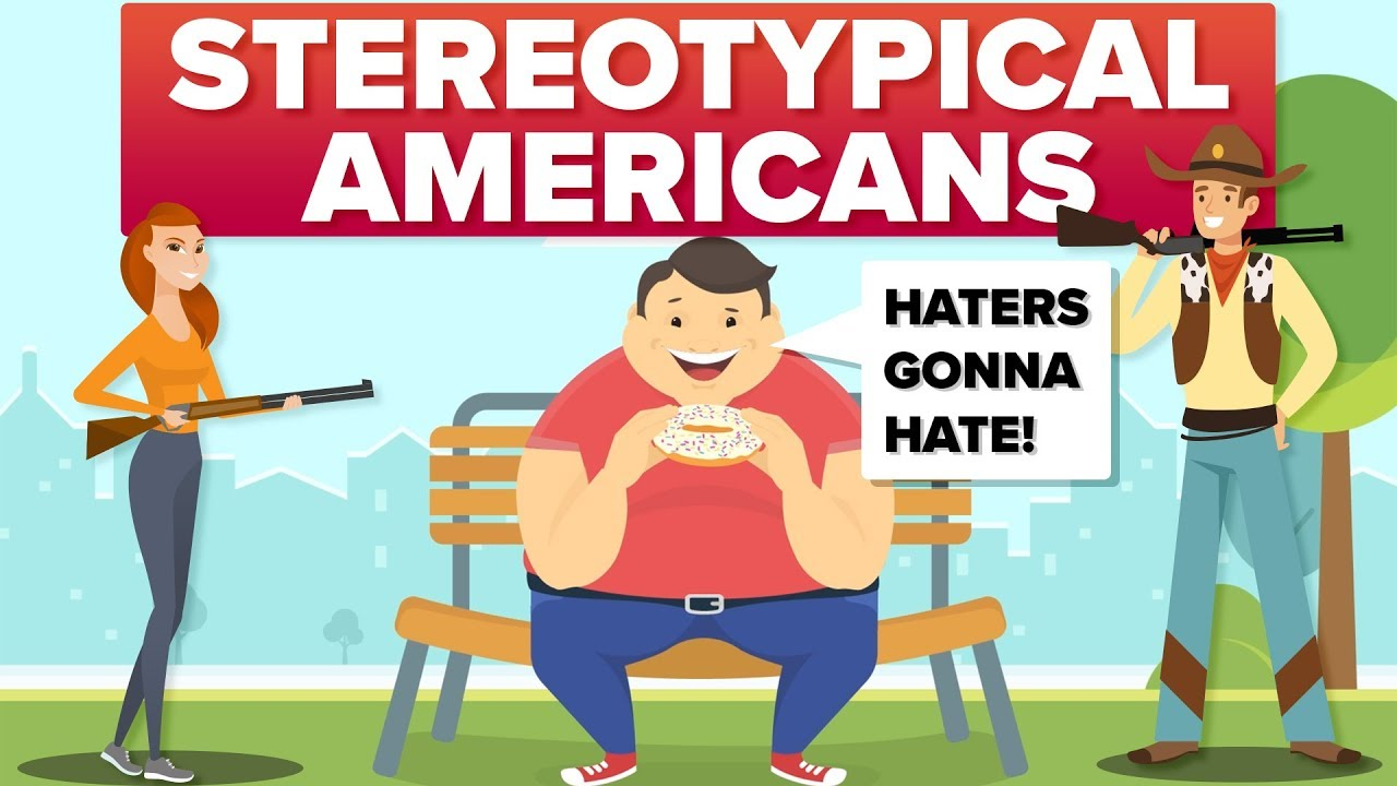 Common Stereotypes About Americans - YouTube