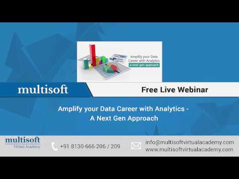 Explore the career possibilities in Data Analytics Domain with Free Live Webinar