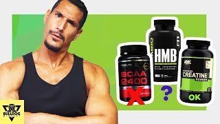 BCAA? HMB? CREATINE? Best Supplements When Doing OMAD