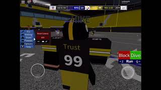 How to Do Two Glitches From Legendary Football on Roblox [PROBABLY PATCHED]