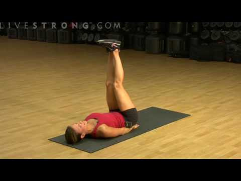 How to Strengthen Core Muscles with Cork Screw Exercises
