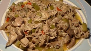 How To Clean, Prepare, And Cook Chitterlings & Hog Maws| Soul Food Chitlins Recipe