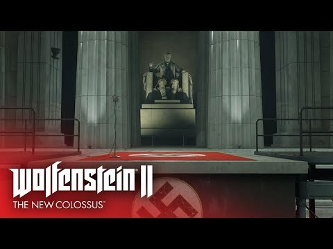 Wolfenstein II: The New Colossus - Bande annonce de lancement