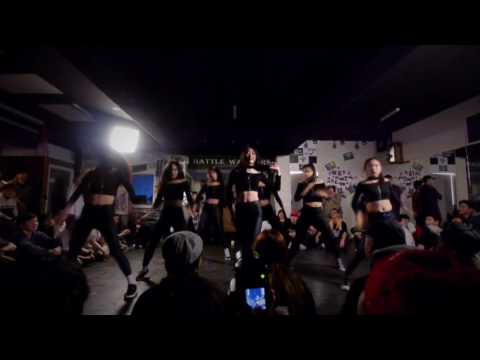 Ciara - Body Party + Jackie | Guest Show @ Battle Warriors