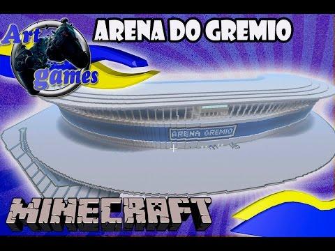 Minecraft   Arena do Gremio (Playstation4)