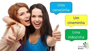 Baixar How to Use Diminutives in Brazilian Portuguese