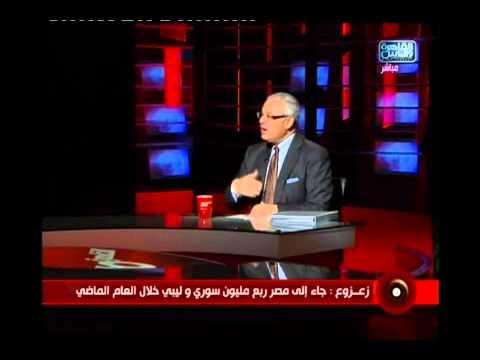 برنامج القاهرة 360 حلقة يوم الخميس 6-6-2013 مع أسامه كمال ولقاءات مع وزير السياحه هشام زعزوع و الصحفى ياسر رزق