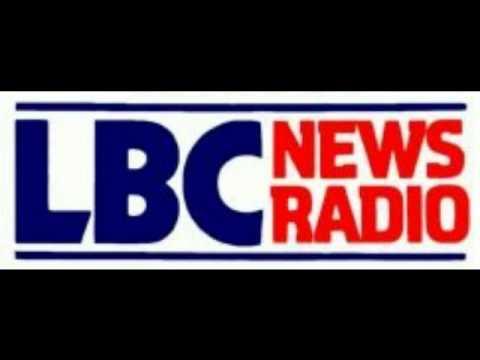Last minutes of LBC News Radio