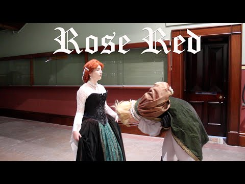 [Hetalia CMV] Rose Red (England and Elizabeth)
