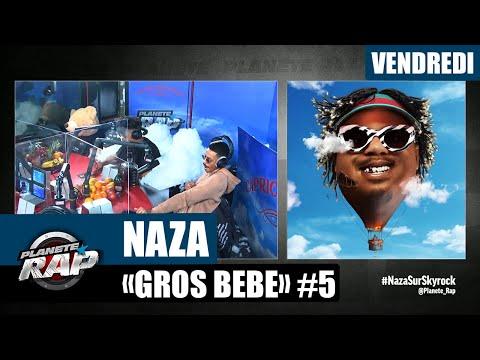 Youtube: Planète Rap – Naza«Gros bébé» avec Dr. Yaro & La Folie et Tino #Vendredi
