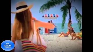 Actress Sofia Vergara First Pepsi Commercial