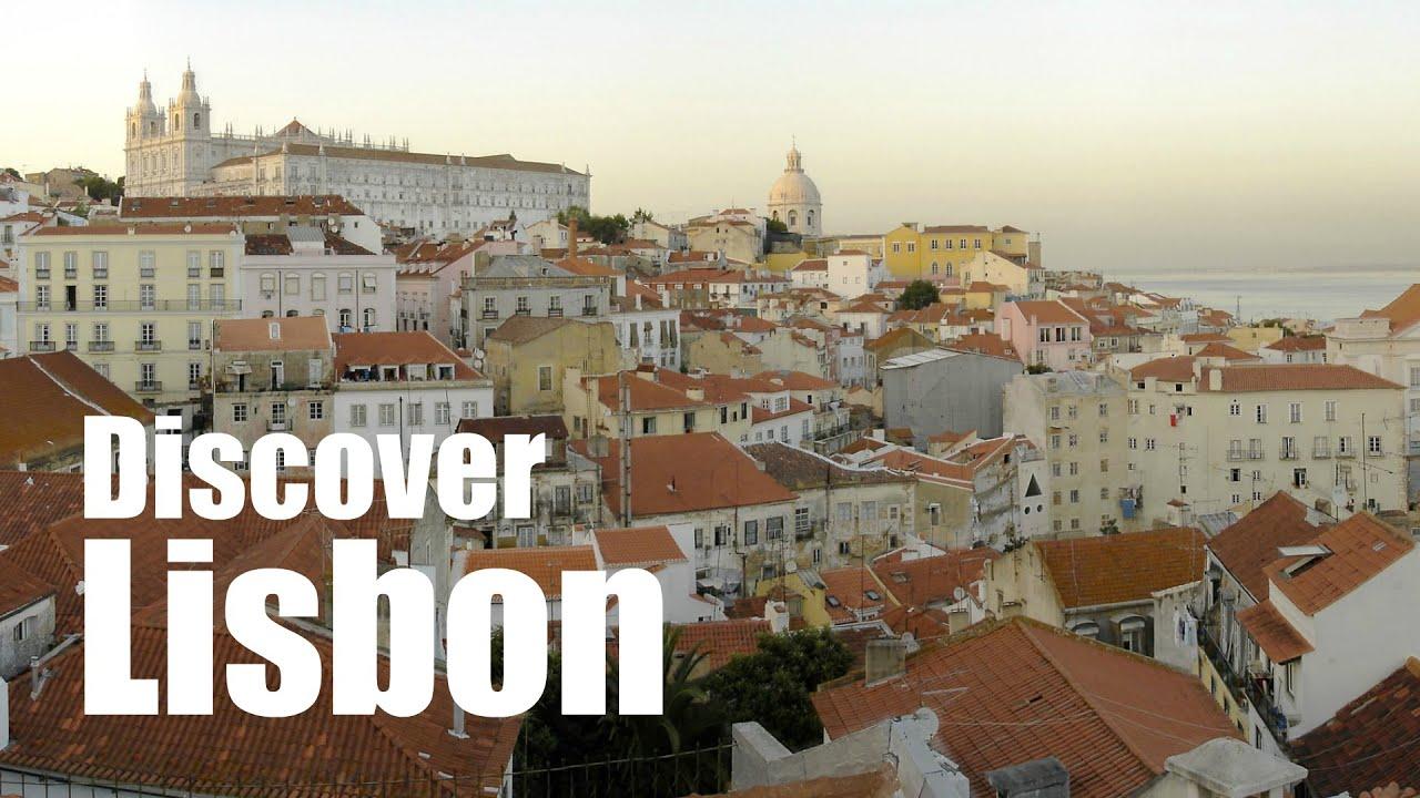 Lisbon City Tour, Portugal - Guía de Lisboa, Portugal