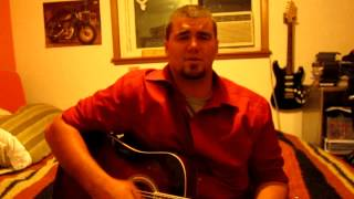 Cowboys and Angels (soldiers and Angels) Dustin Lynch cover by joseph Mutchler