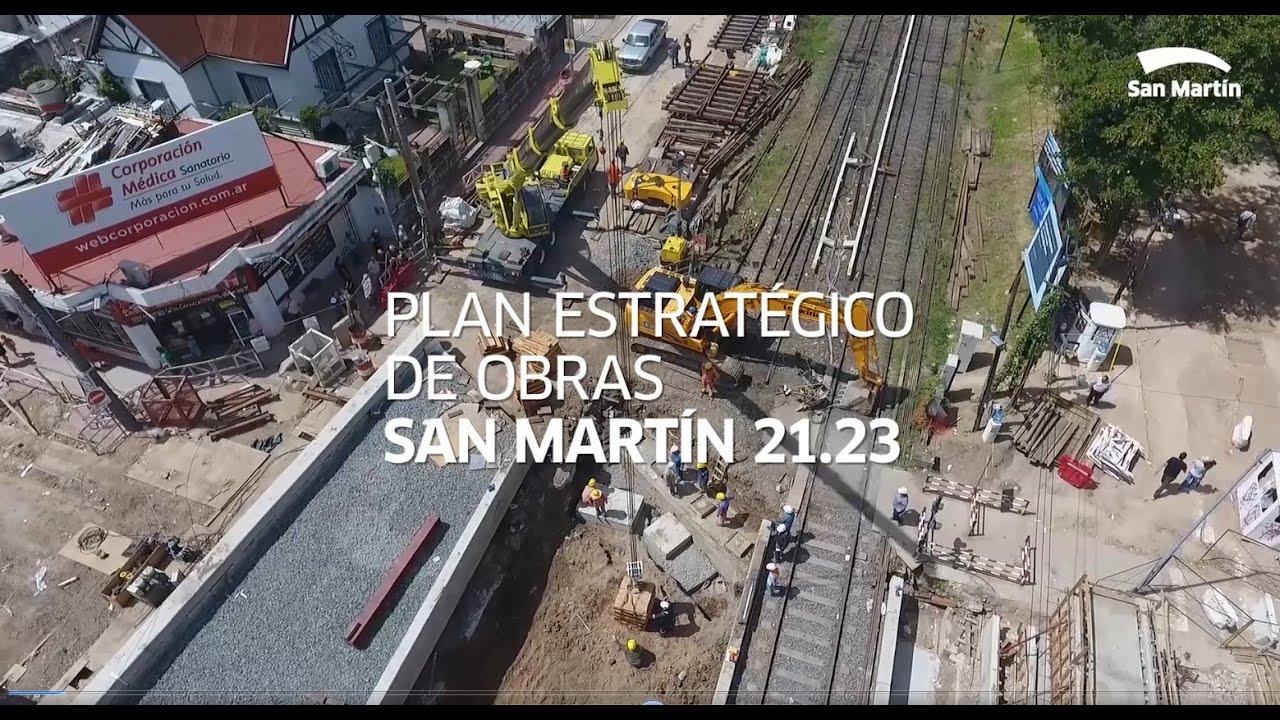 En San Martín creen que mejor que decir, es hacer