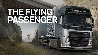 Volvo Trucks - The Flying Passenger (Live Test)