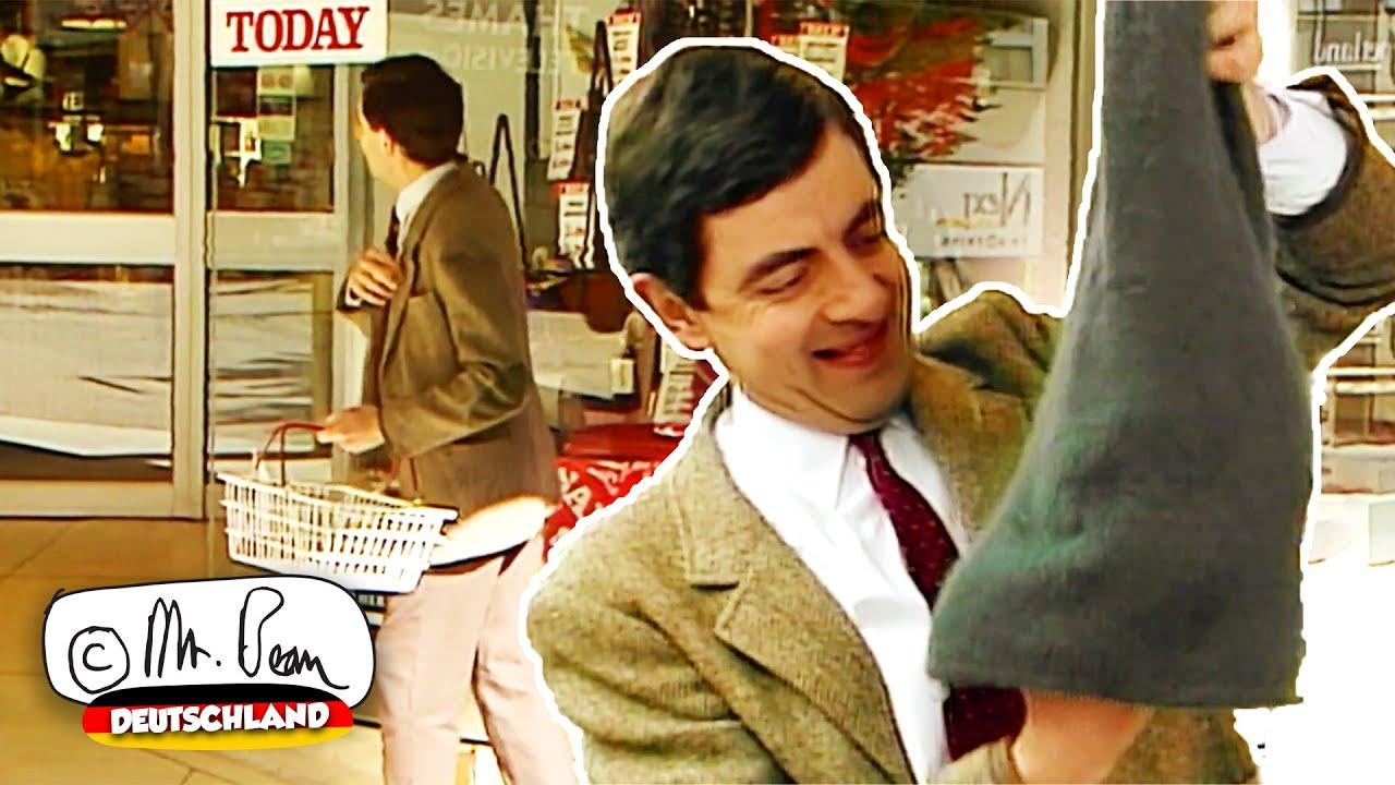 Mr Bean geht einkaufen | Lustige Clips | Mr Bean Deutschland