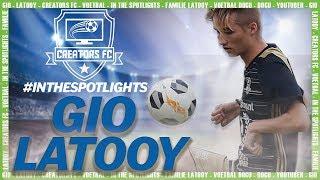 Epische docu debuterende Gio Latooy! #INTHESPOTLIGHTS