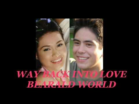 BeaRald World (WAY BACK INTO LOVE )