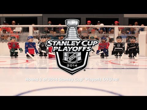 Round 2 of 2014 Stanley Cup Playoffs OYO'ed!