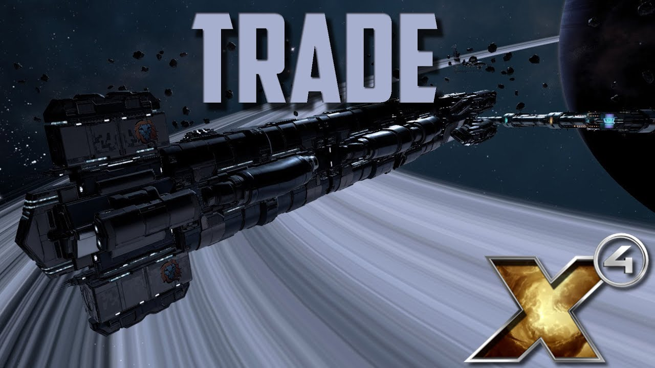 Trade Empire Tutorial - Part 1/3: Basic Trade - X4: Foundations