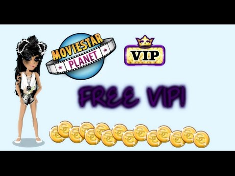 MovieStarPlanet - FREE VIP! 2016 WORKING