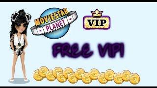 MovieStarPlanet - FREE VIP! [PATCHED]
