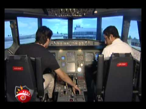 KUWAIT FLIGHT SIMULATION CENTRE WMV