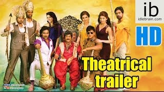 Pandavulu Pandavulu Thummeda theatrical trailer - idlebrain.com