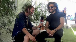 Gang of Youths Interview Falls Festival 2015