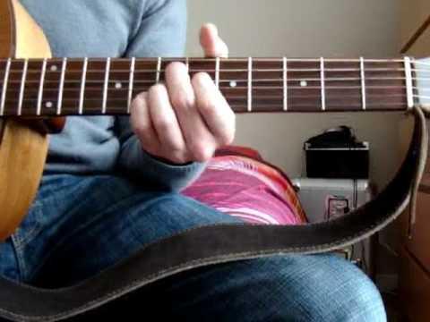 Guns N' Roses - Mr Brownstone - vocal and guitar cover