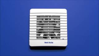 Vent-axia Va100 Domestic Fan