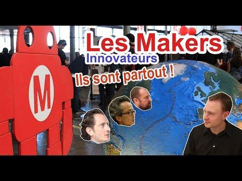 Les Makers : Une autre vision de l'innovation