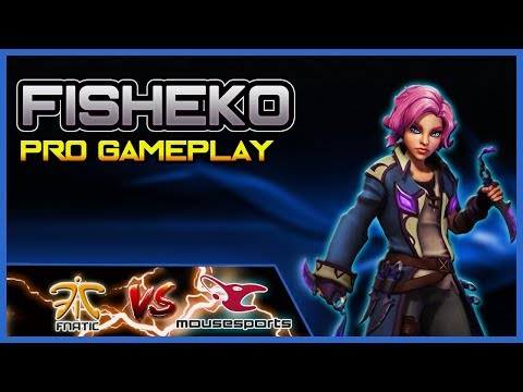 Fisheko Maeve Gameplay POV | Fnatic vs mousesports | Paladins Premier League Europe
