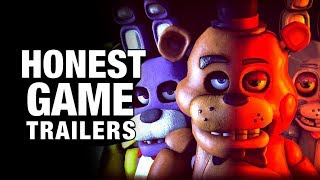 FIVE NIGHTS AT FREDDY'S ULTIMATE CUSTOM NIGHT (Honest Game Trailers)
