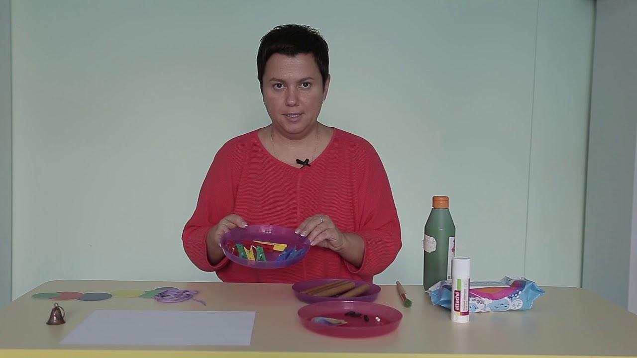 Занятие для детей 2-3 лет №1. Необходимые пособия | Онлайн ...