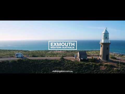 Exmouth Tourism - 1 minute