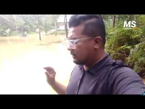 Jurukamera TV3 jatuh bot — MiLo SuaM